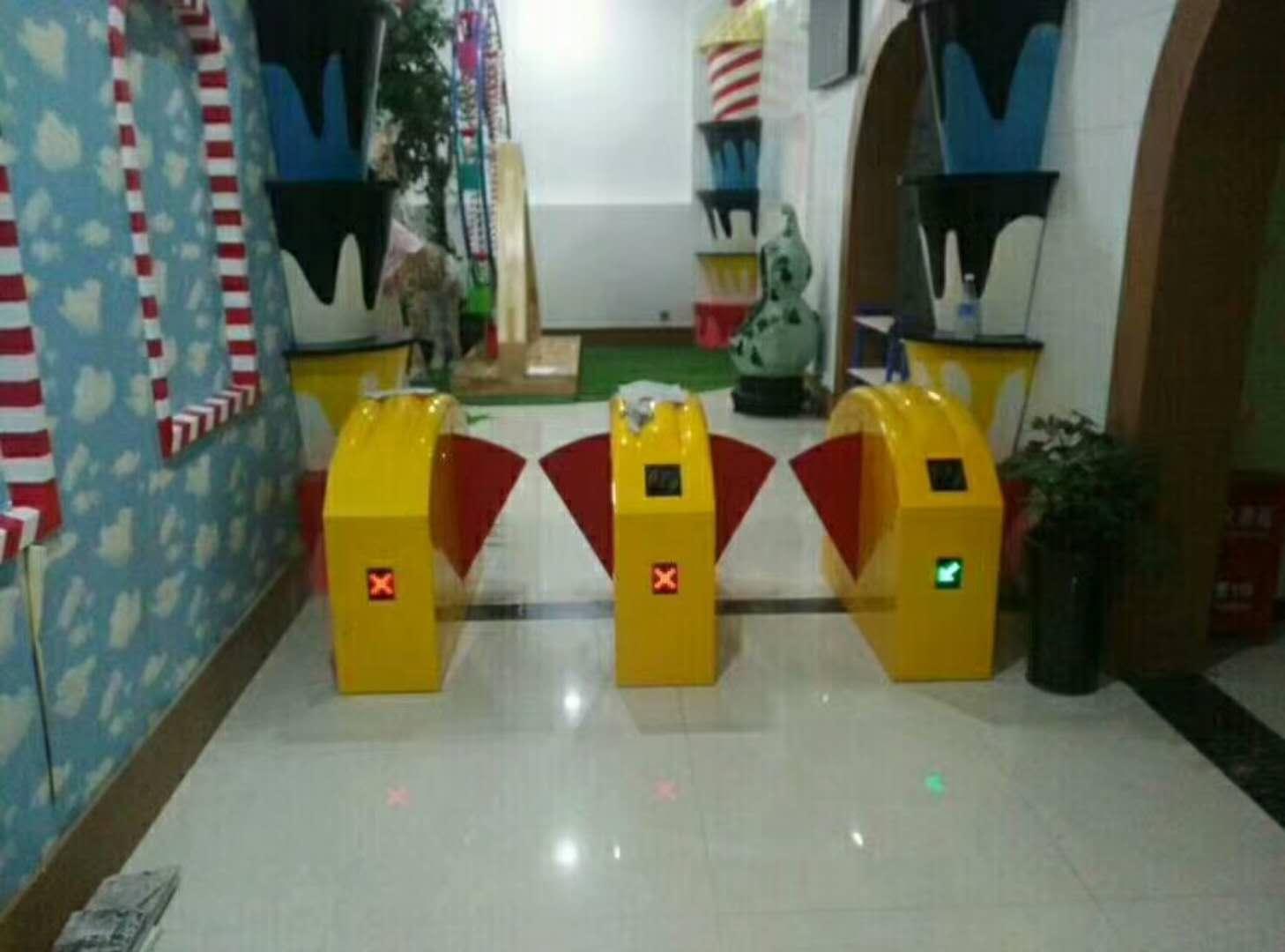 学校幼儿园翼闸系统